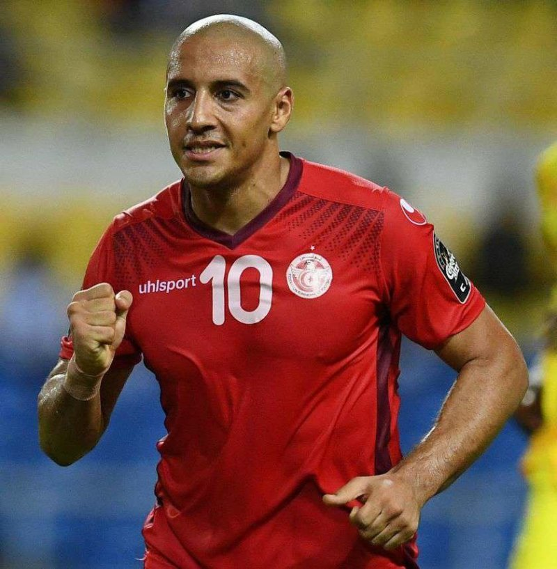 Wahbi Khazri is Tunisia's main man