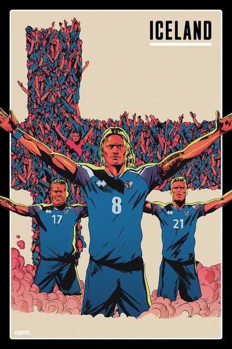 Iceland team thunderclap
