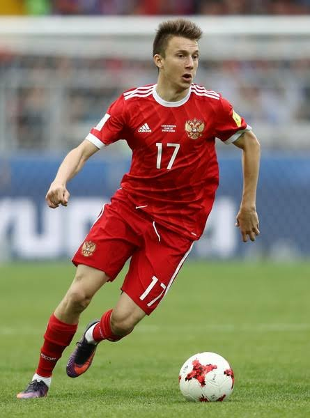 Russia's young player to watch out