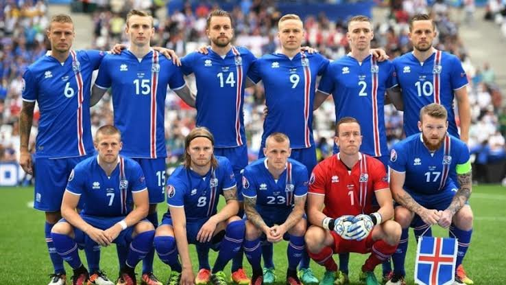 Iceland national team