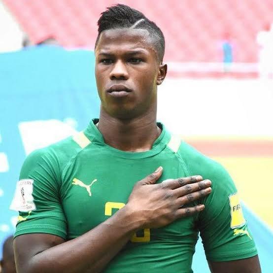 Keita Balde for Senegal