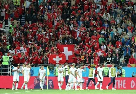 Swiss celebration