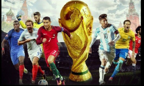 world cup 2018 favourite teams