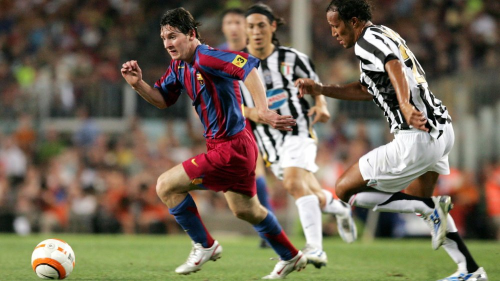 Messi Joan Gamper trophy