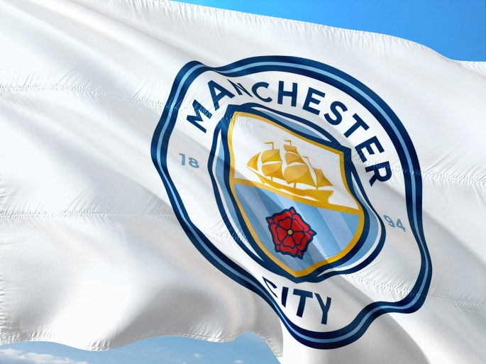 man city flag