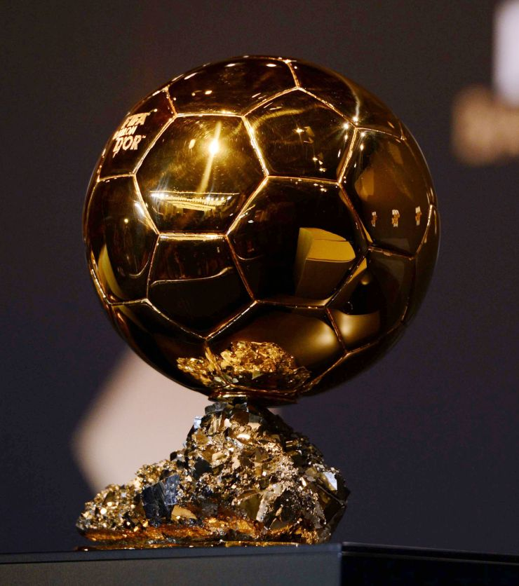 FIFA Ballon d'Or - The ultimate football individual award