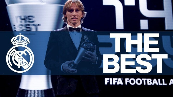 should luka modric win the ballon dor