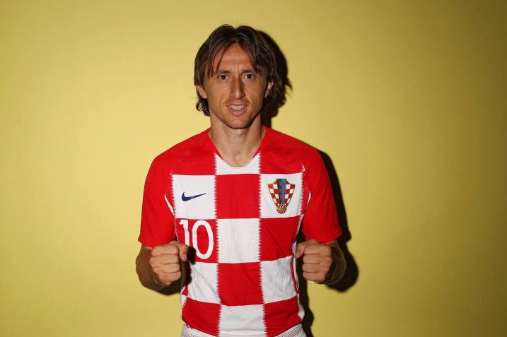 luka modric ready for world cup 2018